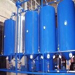 Equipment for the production of biodiesel EXON